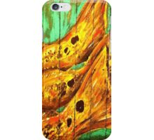 Red Fish Tails - State Pallets iPhone Case/Skin