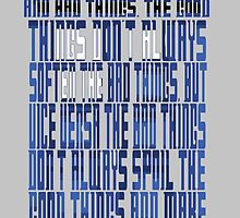 TARDIS Quote: The 11th Doctor by Katherine Clarke