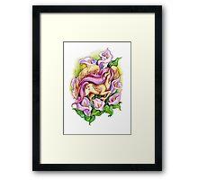 My Little Pony Fluttershy Framed Print