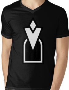 Quest Marker Mens V-Neck T-Shirt