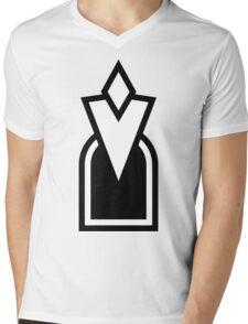 Quest Marker Mens V-Neck T-Shirt