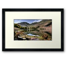 Buttermere Framed Print
