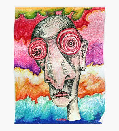 Grateful Insomniac Poster