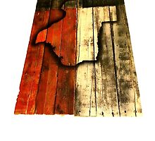 Texas Flag - State Pallets by Statepallets