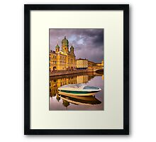 Church of the Holy Isidorovskaya  Framed Print