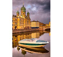 Church of the Holy Isidorovskaya  Photographic Print