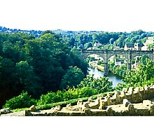 River Nidd Photographic Print