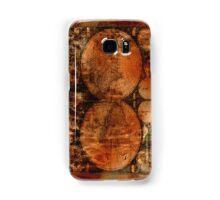 Grunge Vintage Old World Map Samsung Galaxy Case/Skin