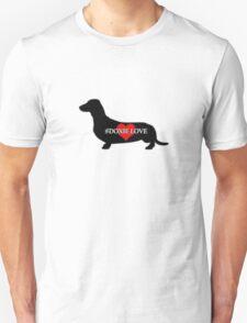 #Doxie Love T-Shirt