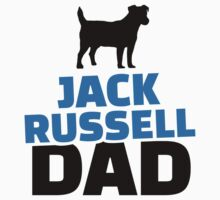 Jack Russel Dad Kids Clothes