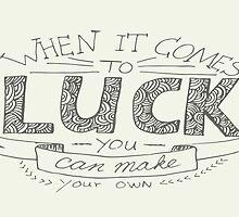 Lucky Town by YasminKatlich