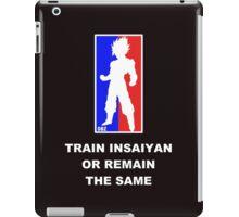 Goku Sport Logo - Train Insaiyan iPad Case/Skin