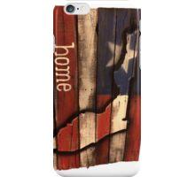 Florida Patriotic - State Pallets iPhone Case/Skin