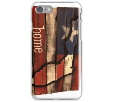 Florida Patriotic - State Pallets iPhone Case/Skin