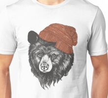 zissou the bear Unisex T-Shirt