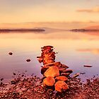Loch Lomond Sunrise by Stevie Mancini