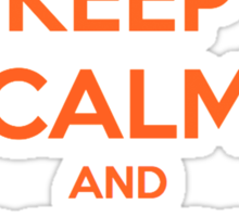 KEEP CALM NEMO Sticker