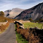 The Road to Wast Water by Jonnyfez