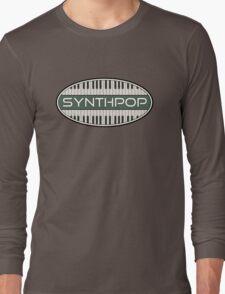 Cool Synthpop  Long Sleeve T-Shirt