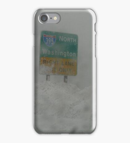 Snowmageddon iPhone Case/Skin