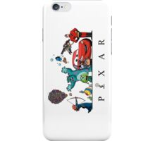 I Love Pixar iPhone Case/Skin