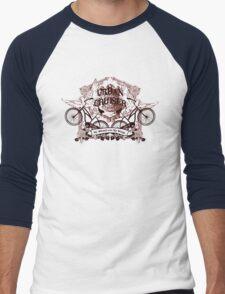 Urban Cruiser Men's Baseball ¾ T-Shirt