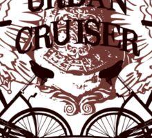 Urban Cruiser Sticker