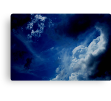 HEAVENLY CLOUDS II Canvas Print