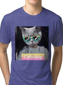 Baby Catwang Tri-blend T-Shirt