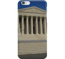 The Supreme Court of the USA iPhone Case/Skin