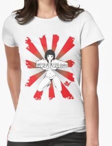 Love Hate sQuawk! - 1 Womens Fitted T-Shirt