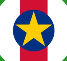 Roundel of the Central African Republic Air Force Sticker