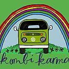 Kombi Karma by Sandra  Vincent
