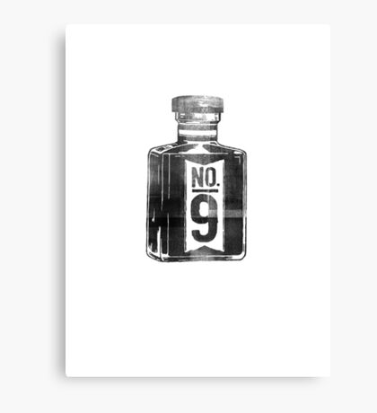 Love Potion no. 9 Canvas Print