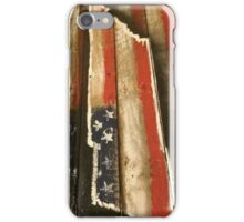 Tennessee Patriotic - State Pallets iPhone Case/Skin