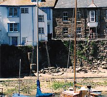 Mousehole, Cornwall by Tainia Finlay