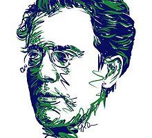 Gustav Mahler by fortissimotees