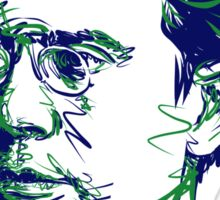 Gustav Mahler Sticker