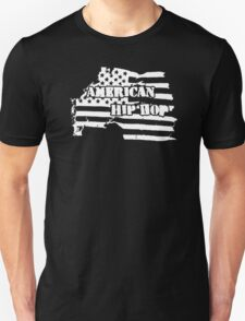 American Hip Hop (White) T-Shirt