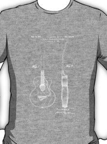 Gretch Guitar 1941 Patent T-Shirt
