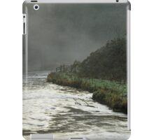 Misty River, Wolfscote Dale iPad Case/Skin