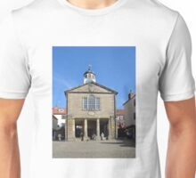 Whitby Old Town Hall Unisex T-Shirt