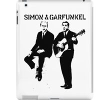 Simon & Garfunkel iPad Case/Skin