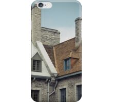 Rooftops iPhone Case/Skin