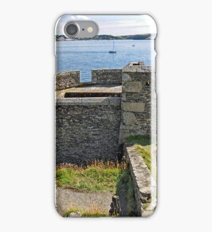 Little Dennis Blockhouse, Falmouth iPhone Case/Skin