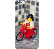 ::: { THE CYCLIST } ::: iPhone Case/Skin