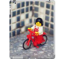 ::: { THE CYCLIST } ::: iPad Case/Skin