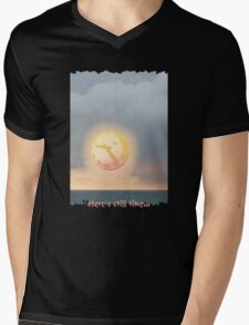 there's still time... Mens V-Neck T-Shirt