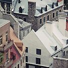 Rooftops by Caroline Fournier