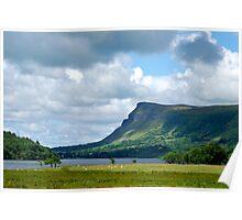 Beautiful Glencar Valley, Ireland Poster